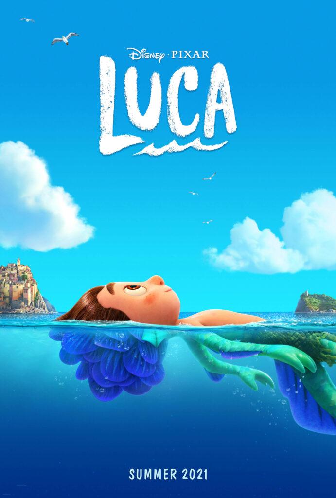 Disney+ Hotstar luca movie