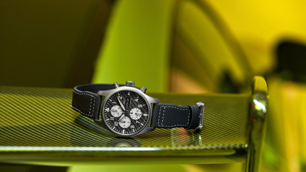 Pilot's Watch Chronograph Edition AMG distant view