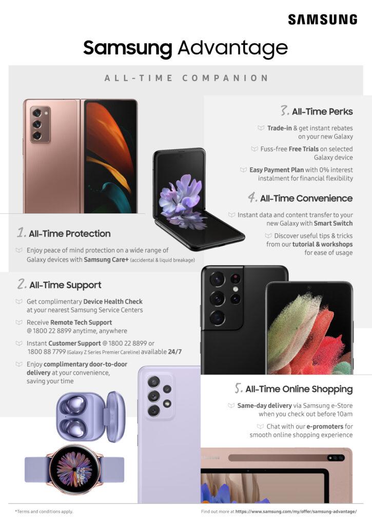 Samsung Advantage