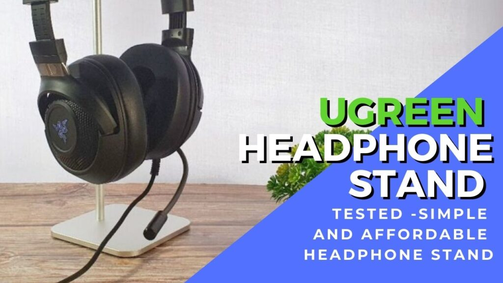 UGREEN headphone stand review 1