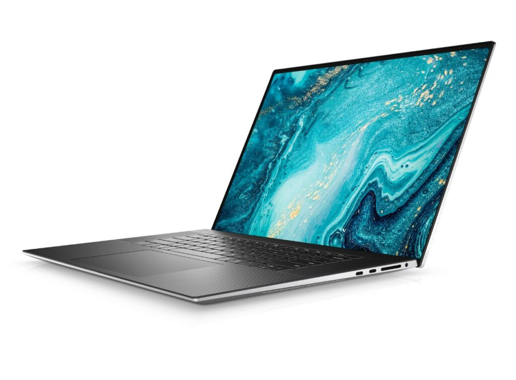Dell XPS 17 right