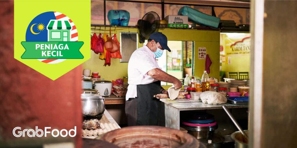 grabfood small business