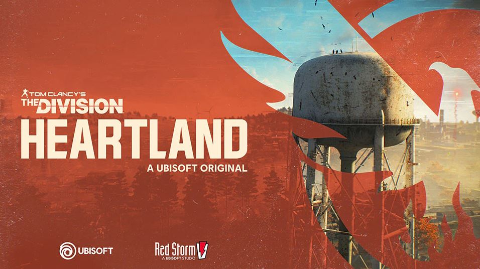 The Division Heartland cover