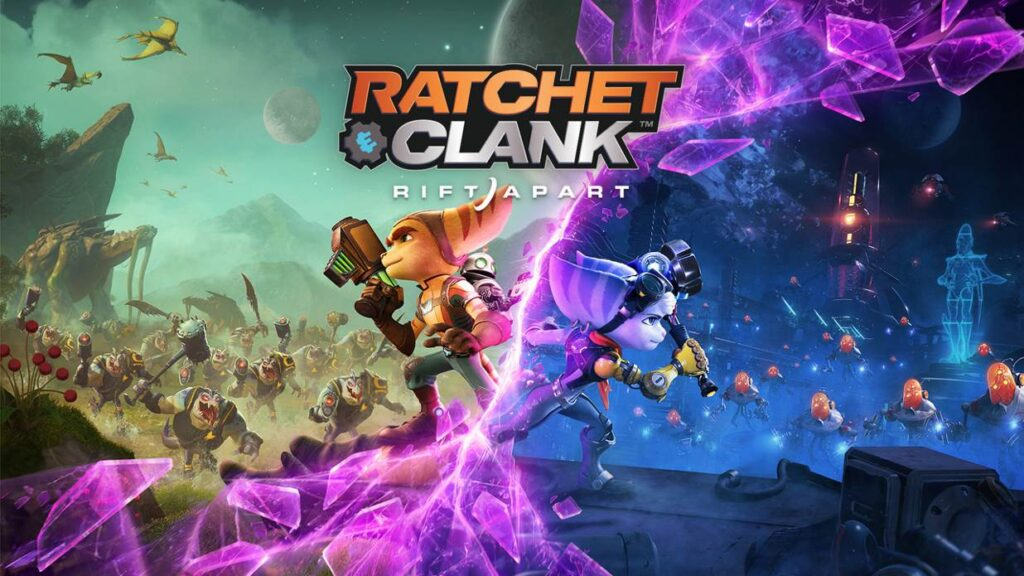 Ratchet & Clank: Rift Apart cover