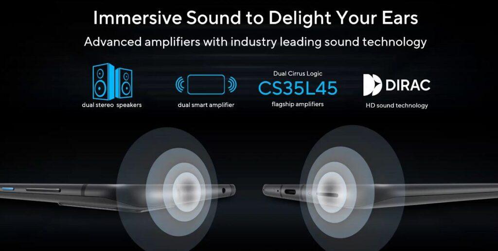 ASUS Zenfone 8 speakers