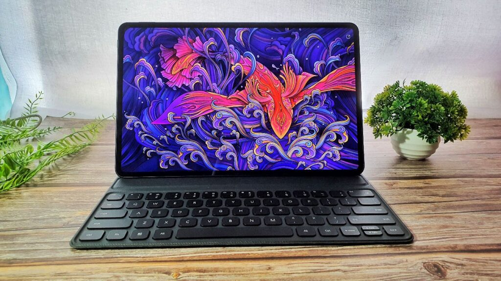 Huawei MatePad Pro 12.6 Review hero closing