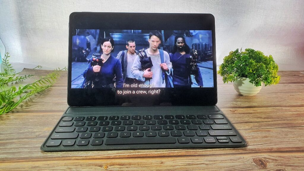 Huawei MatePad Pro 12.6 Review movie