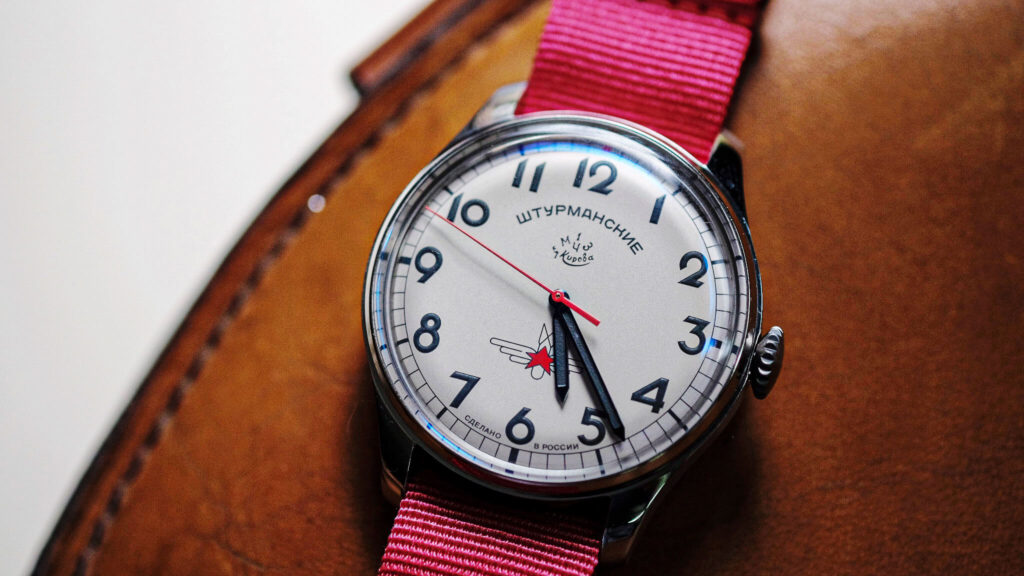 The Timeless Father's Day Gift Guide sturmanskie gagarin vintage