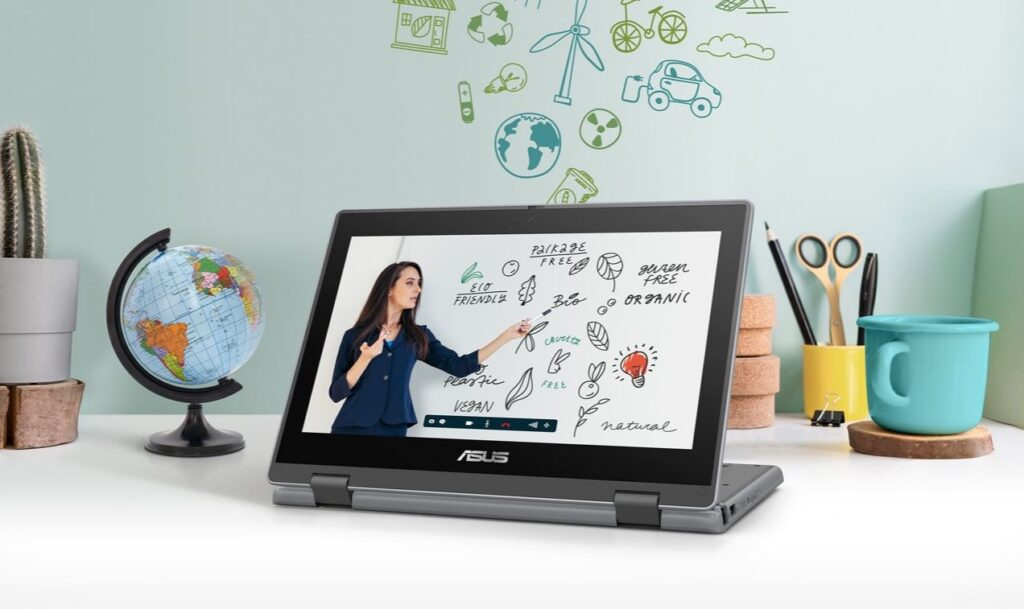 ASUS BR1100F Student Laptop covers (1) display mode
