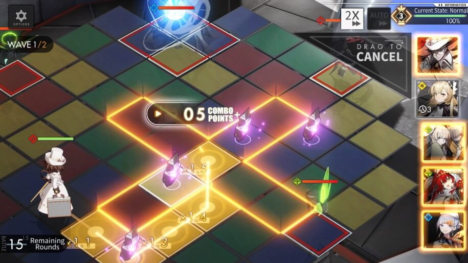 Alchemy Stars is a strategy game with a quirky twist that you can download on Android and iOS phones 2