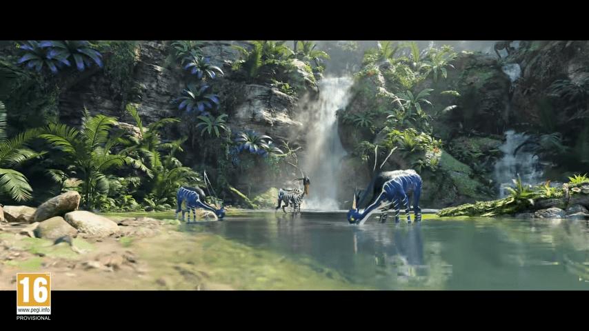 Avatar Frontiers of Pandora pandora