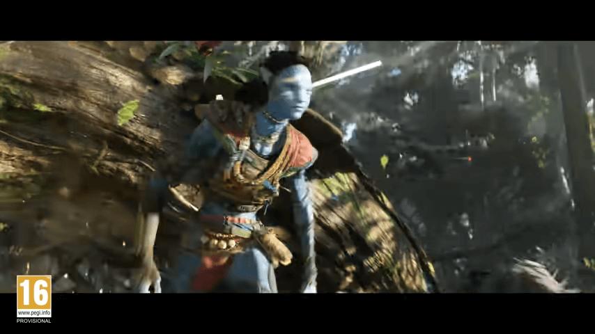 Avatar Frontiers of Pandora fight 2