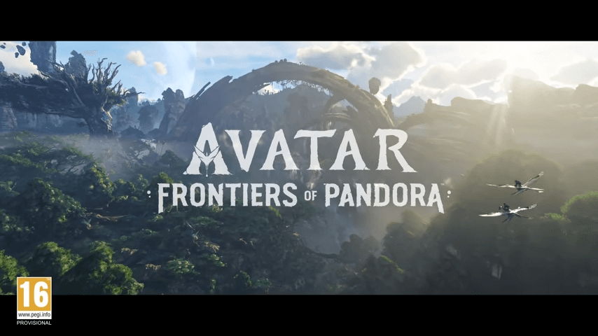Avatar Frontiers of Pandora cover 1