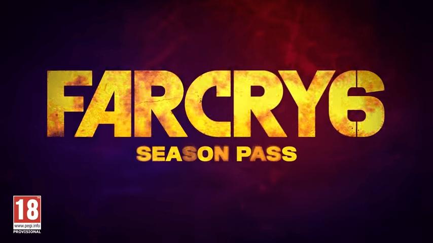 Far Cry 6 Season Pass art 1