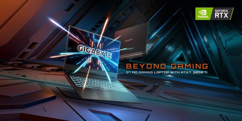 Gigabyte G7 cover 2