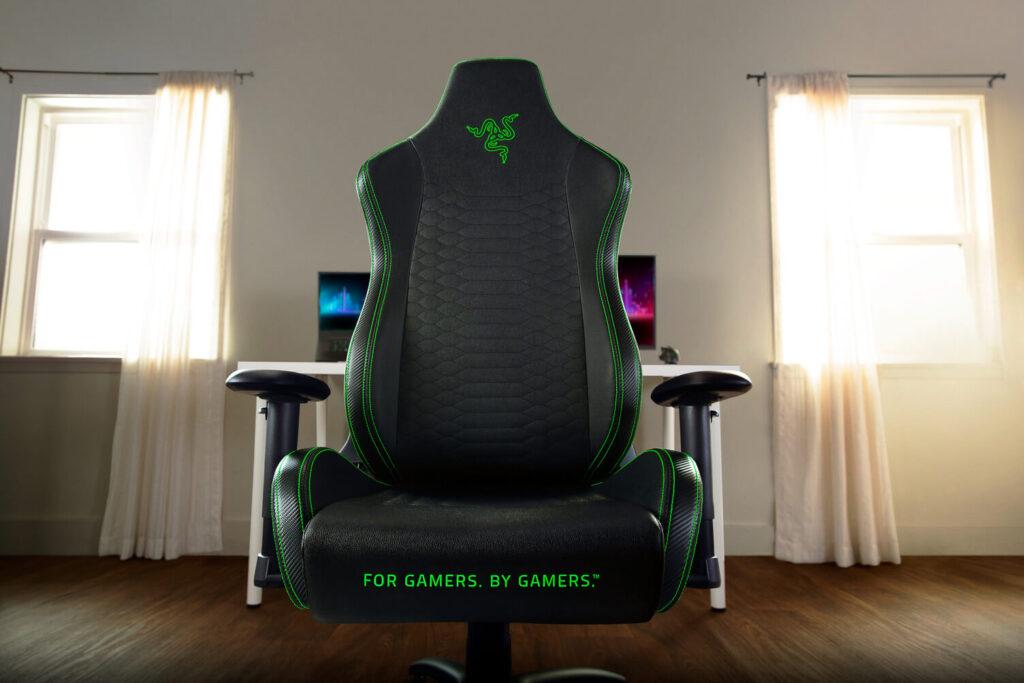 Razer Iskur X gaming chair front
