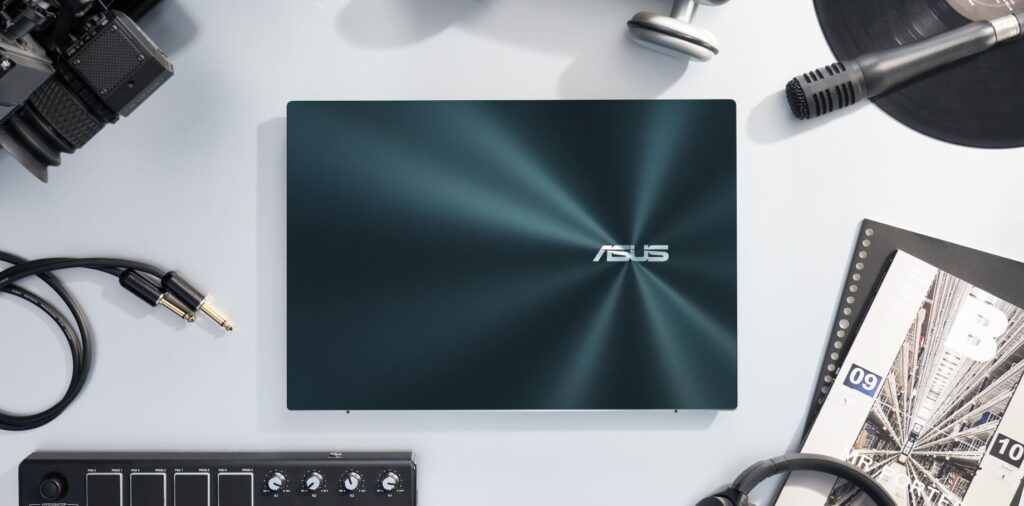 ASUS reveals ZenBook Pro Duo 15 OLED UX582 for content creators; priced from RM12,999 1