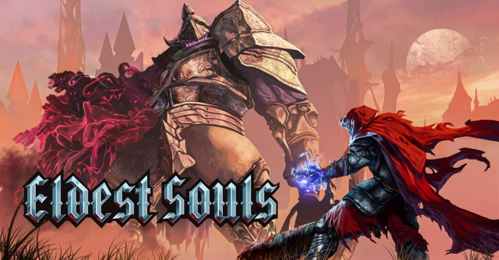 Eldest Souls cover
