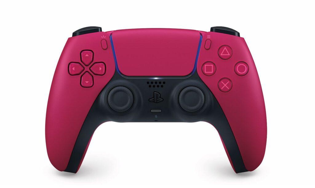 PS5 DualSense Wireless Controller  red