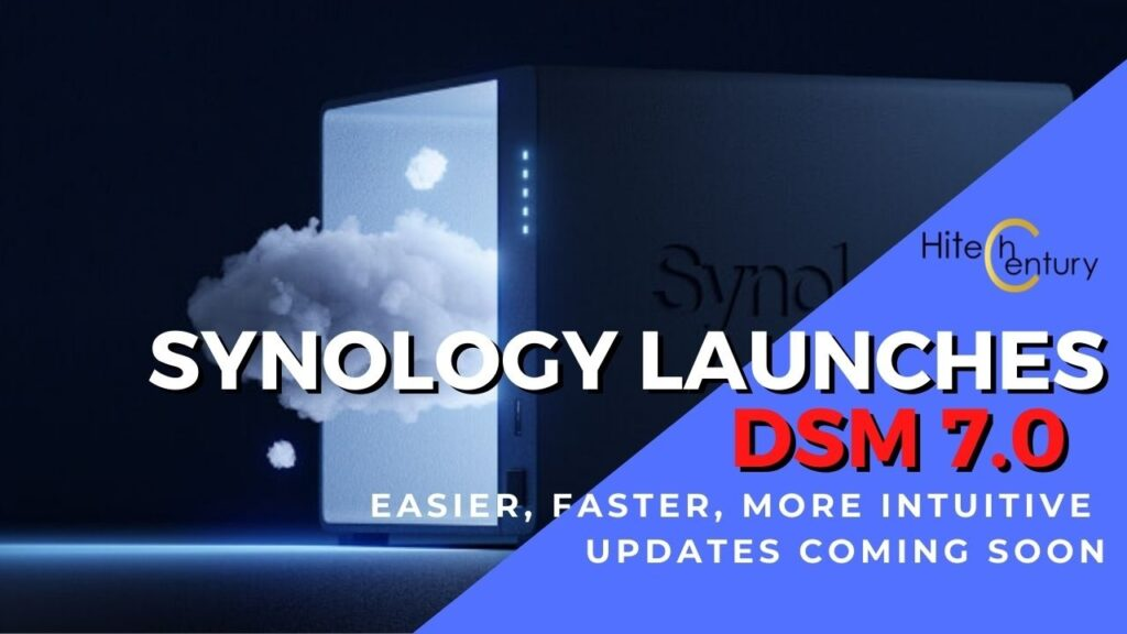 Synology DSM 7.0 launched that offers enhanced security, ease of use and more 1