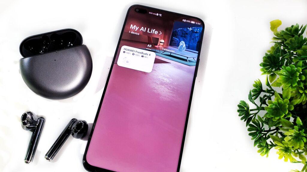 Huawei nova 8i Review  hero pair
