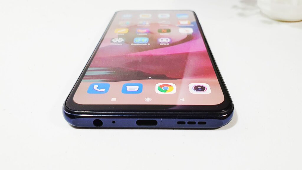Redmi Note 10S Review base