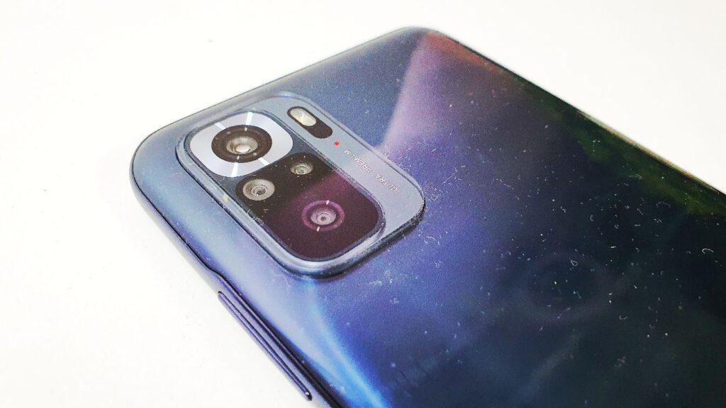 Redmi Note 10S Review cameras