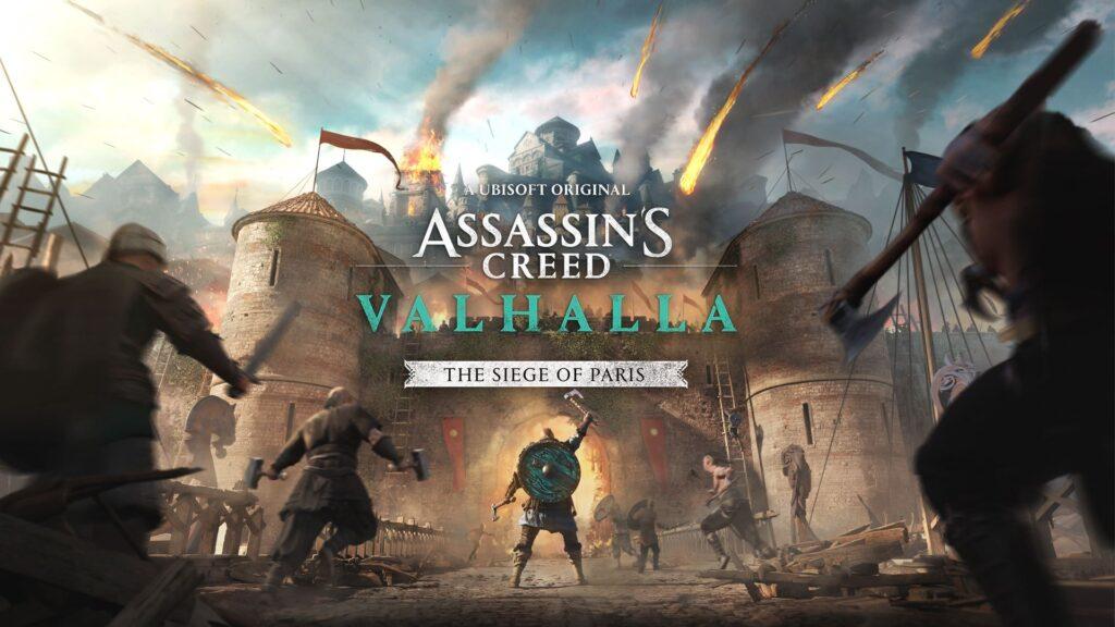 Siege of Paris cover
