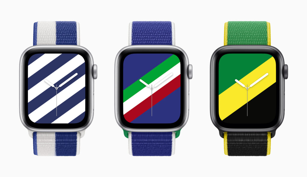 Apple Watch International Collection cover