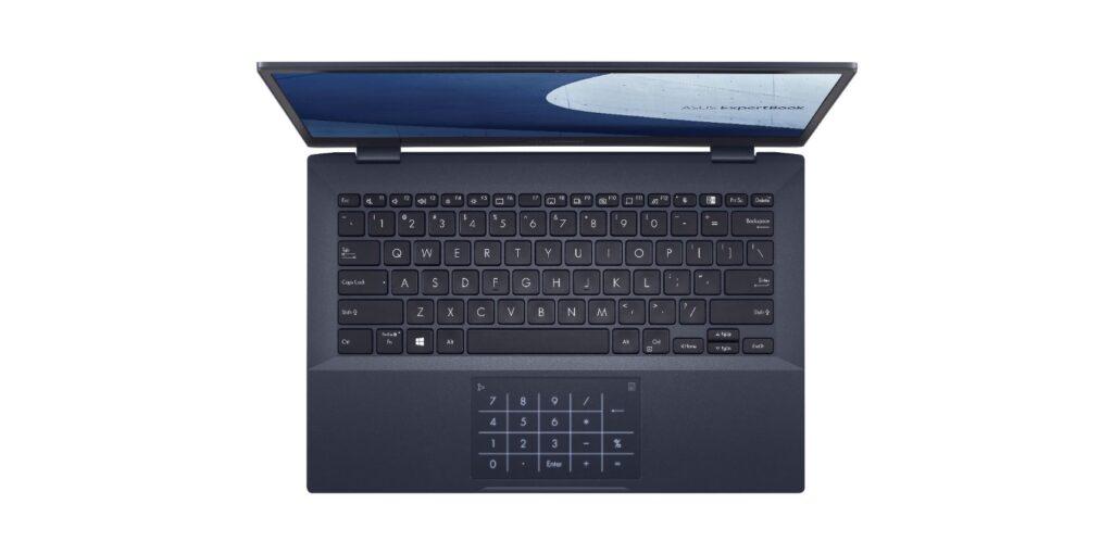 ASUS ExpertBook B5 Flip top
