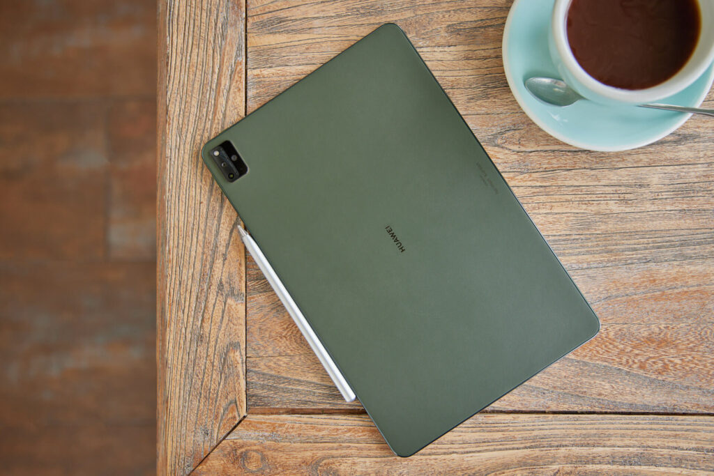 Huawei MatePad Pro Olive Green cover