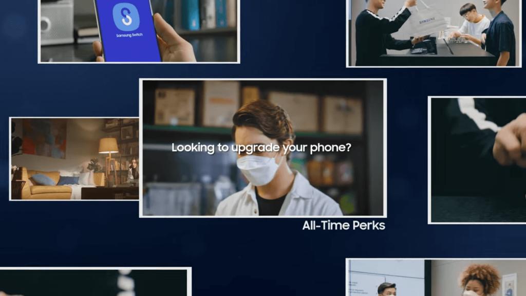 Samsung Advantage perks cover