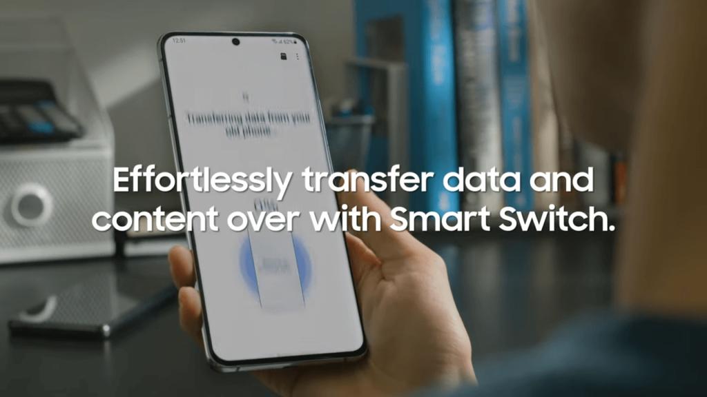 Samsung Advantage perks smart switch