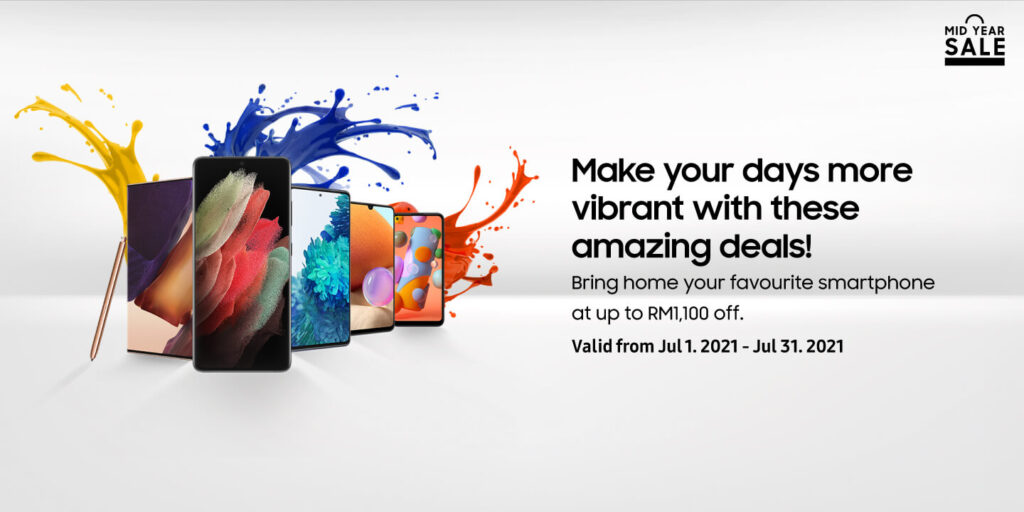 Samsung Mid Year Sales cover