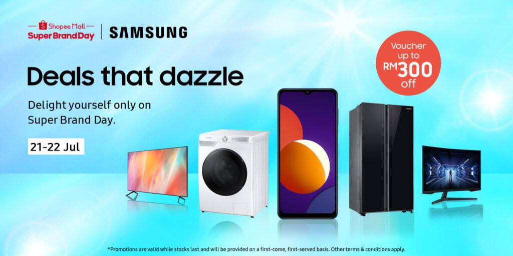 Samsung Super Brand Day cover