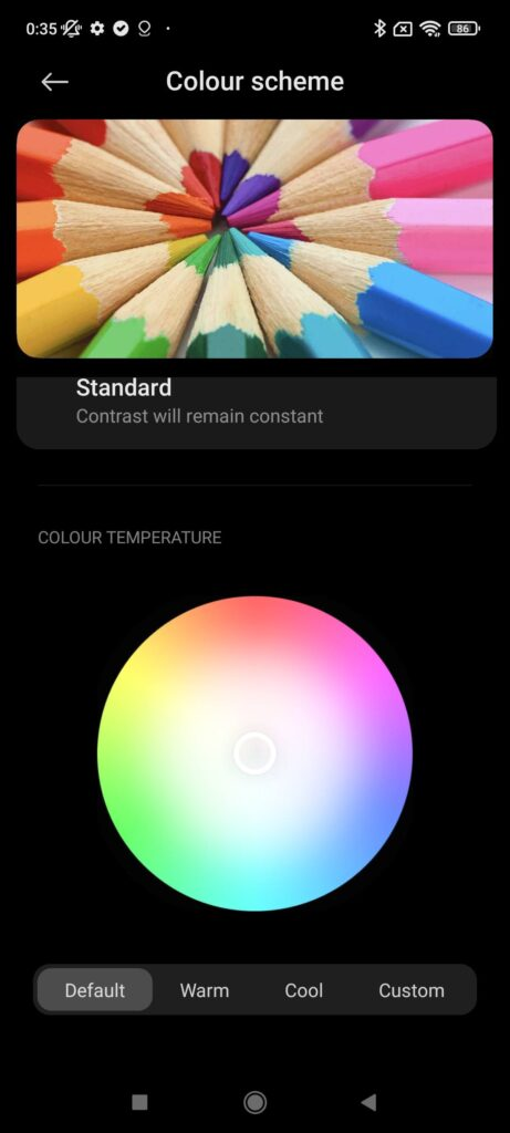 Xiaomi Redmi Note 10S Review colour range