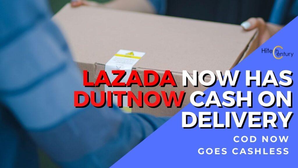 lazada duitnow QR cover