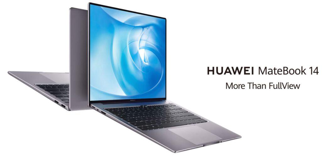 Image of the Huawei MateBook 14 2021