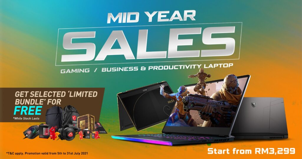 MSI 2021 Midyear Sales cover