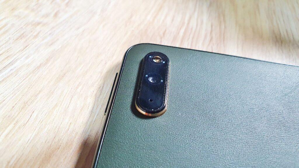 Huawei MatePad 11 review camera
