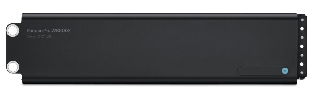 Apple Mac Pro Radeon Pro W6800X MPX module