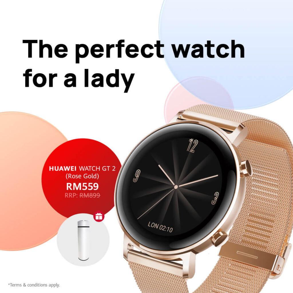 Huawei September Fiesta Deal #8 Huawei Watch GT 2