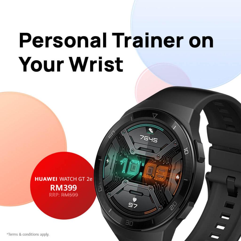 Huawei September Fiesta Deal #2 Huawei Watch GT 2e