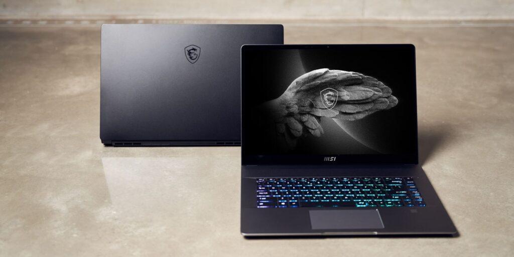 MSI Creator Z16 Content Creator Laptop 1