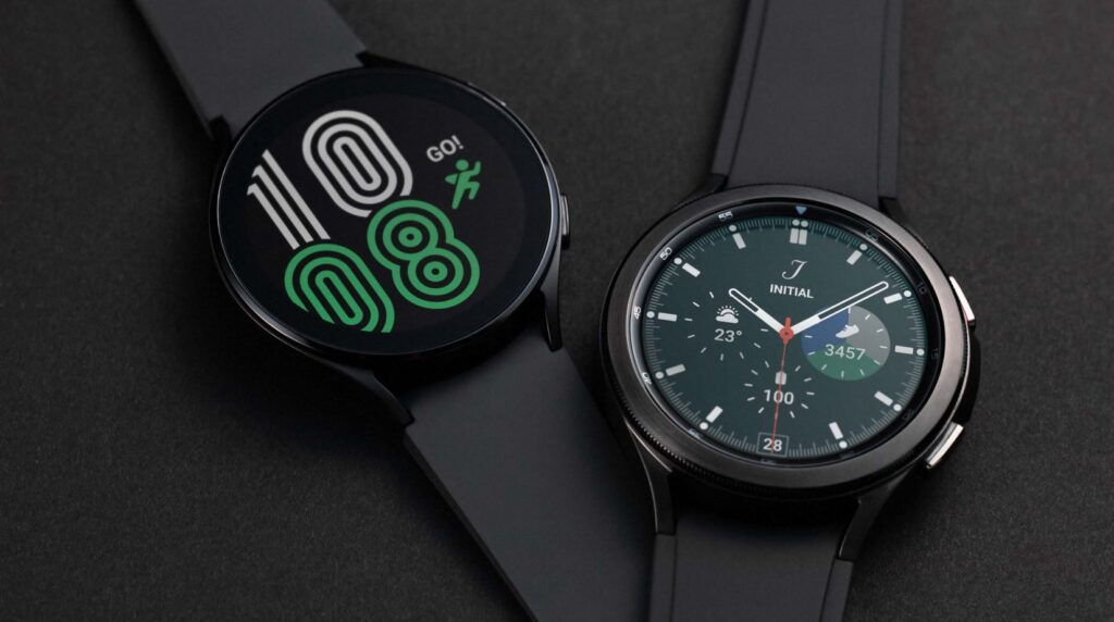 Samsung Galaxy Watch4 and Watch4 Classic
