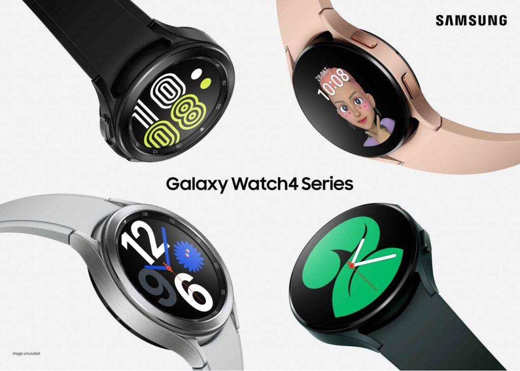 galaxy watch4 and watch4 classic