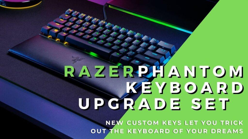 Razer Keyboard accessory sets