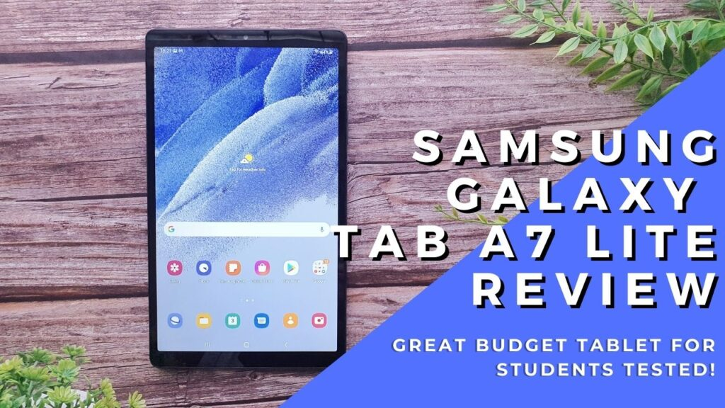 samsung galaxy tab a7 lite review cover