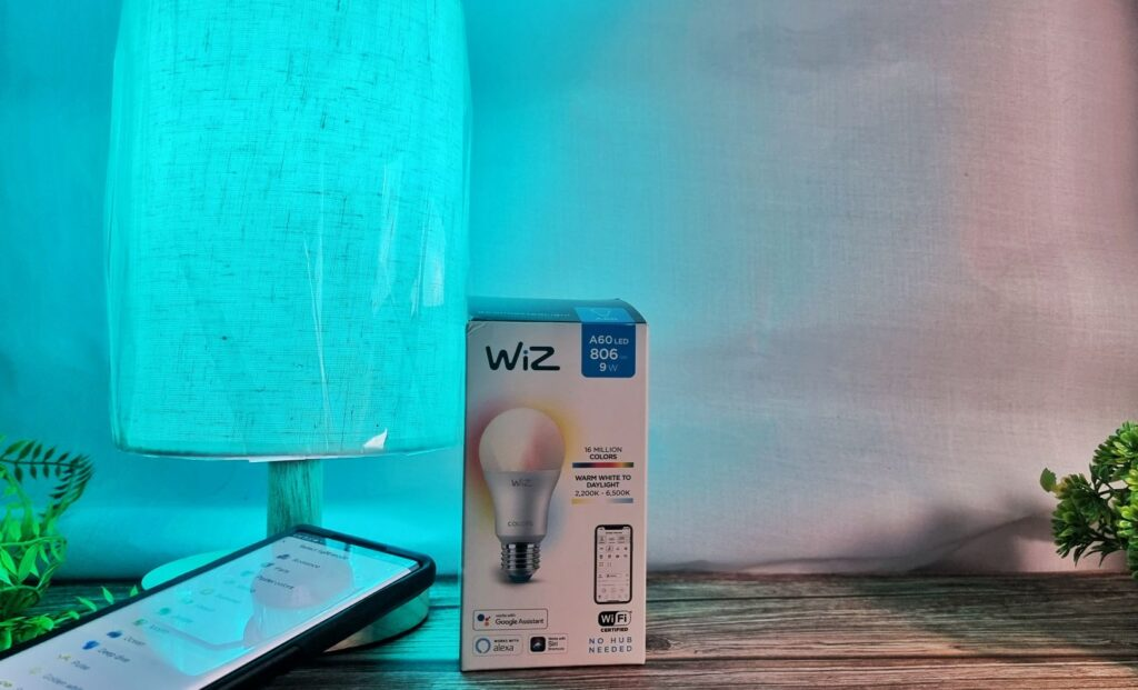 Philips WiZ LED A60 Review