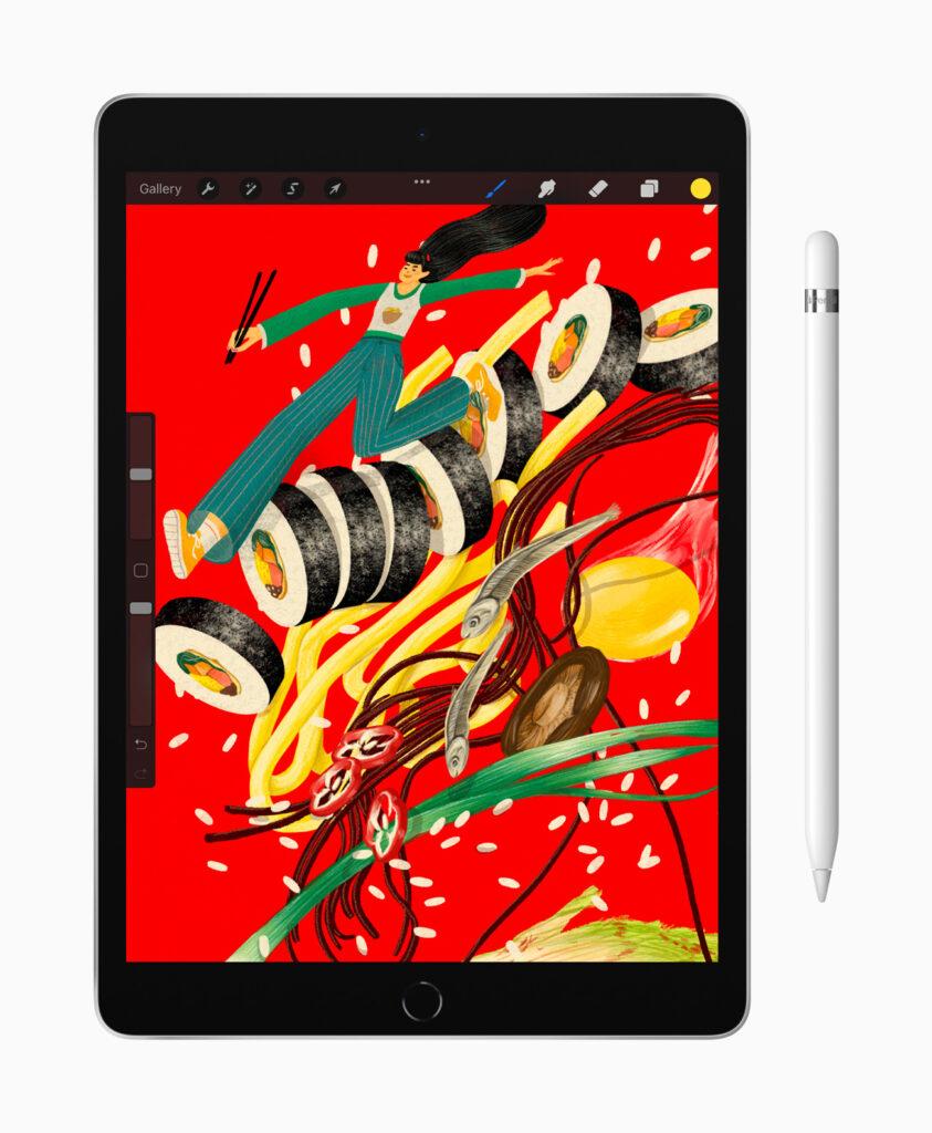 New Apple iPad 10.2